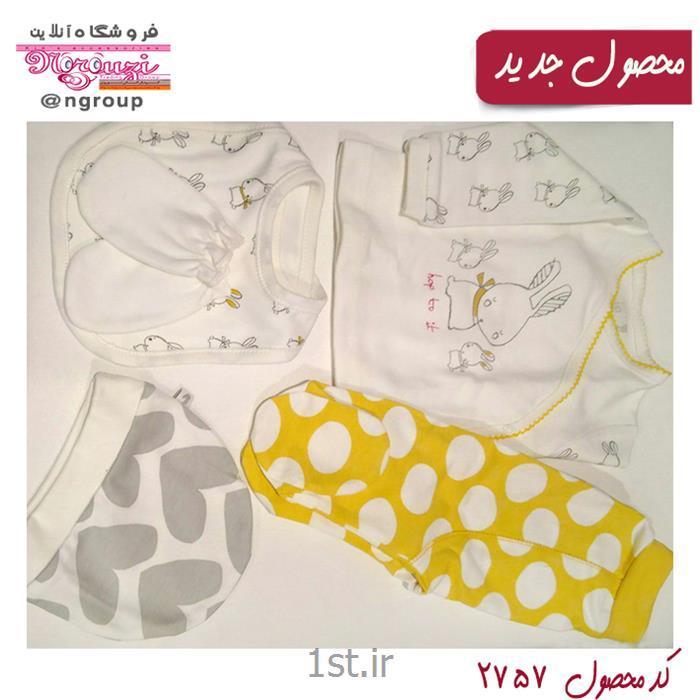محصولات نوزاد برند کارامل محصول کشور ترکیه