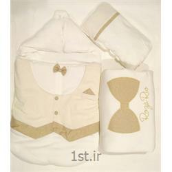 لباس نوزادی و سوریس خواب و ست حوله روزاریو rosario baby clothes