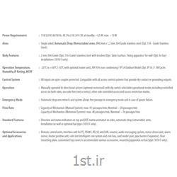 گیت سه بازویی اوزاک مدل OZAK 1010 S / 1010 F