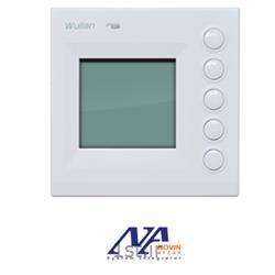 عکس قطعات و تجهیزات سرمایشی، گرمایشی و تهویه مطبوعترموستات هوشمند ولیان مدل WL-ZTCWNPW-T-01