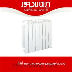 عکس رادیاتور، سیستم گرمایش از کف و قطعاترادیاتور ایران رادیاتور مدل Kal 500
