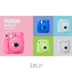 عکس دوربین دیجیتالدوربین چاپ سریع فوجی فیلم مدل Instax Mini 9