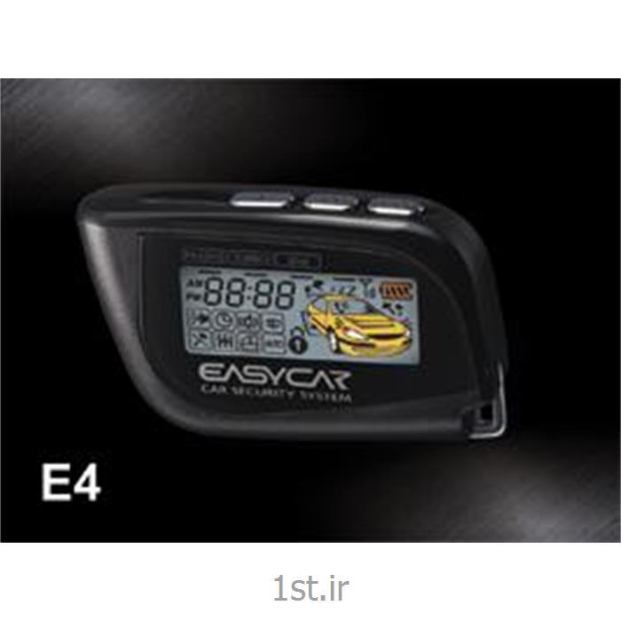 عکس دزدگیر خودرودزدگیر ایزیکار مدل E4