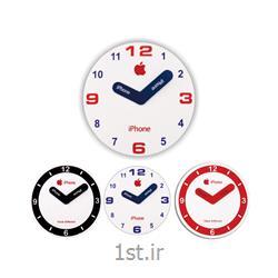 ساعت دیواری تبلیغاتی دایره ای آنالوگ مدل 5162