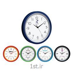 ساعت دیواری تبلیغاتی دایره ای آنالوگ مدل 5167