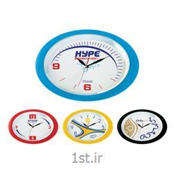ساعت دیواری تبلیغاتی دایره ای آنالوگ مدل 5163B