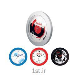 ساعت دیواری تبلیغاتی 5153دایره ای پلاستیکی