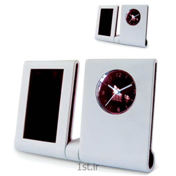 ساعت رومیزی تبلیغاتی با قاب عکس مدل 2200