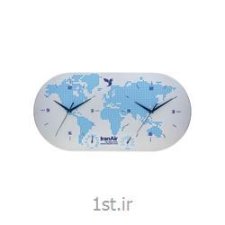 ساعت دیواری تبلیغاتی دو زمانه آنالوگ مدل 5165