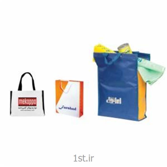 عکس سایر انواع کیف دستی و دوشیپخش ساک خرید واتر ضد آب سوزنی الیاف
