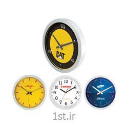ساعت دیواری تبلیغاتی دایره ای مدل 5152 آنالوگ بدنه آلومینیوم
