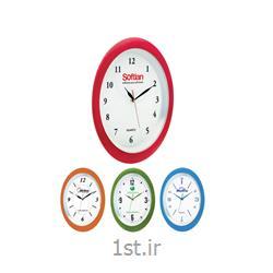 ساعت دیواری تبلیغاتی دایره ای آنالوگ مدل 5163A
