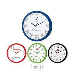 ساعت دیواری دایره ای کلاسیک بزرگ تبلیغاتی مدل 5157 آنالوگ