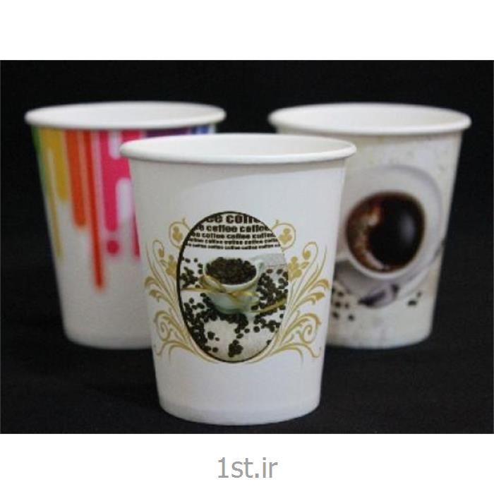 لیوان کاغذی مقوایی یکبار مصرف