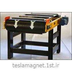 عکس دستگاه جداساز مواد معدنیجدا کننده مغناطیسی دائم خود تمیزکن مدل 40-TSM-PA 1000