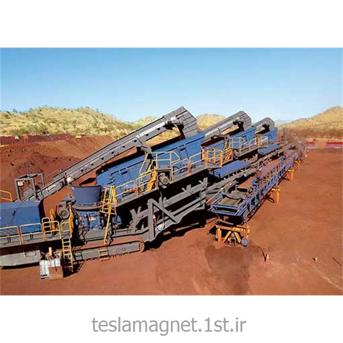 عکس سایر ماشین آلات معدنطراحی و اجرای خردایش و فرآوری مواد معدنی