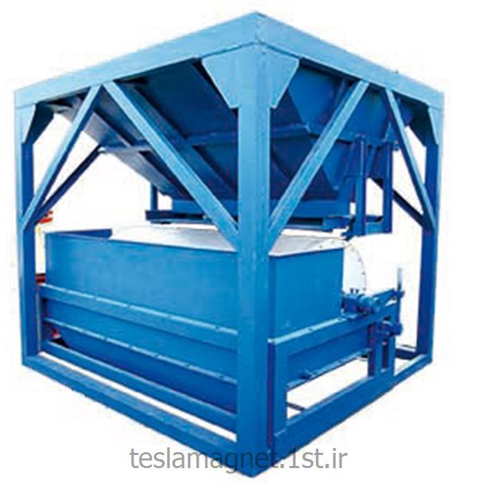 عکس دستگاه جداساز مواد معدنیدرام مگنت خشک مدل TDM 120-200