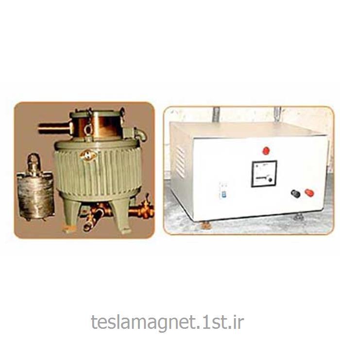 عکس دستگاه جداساز مواد معدنیترپ مغناطیسی الکتریکی مدل TET-2000