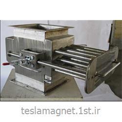 عکس دستگاه جداساز مواد معدنیجعبه مغناطیسی پنجره ای مدل TBM 15