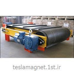 عکس دستگاه جداساز مواد معدنیجدا کننده مغناطیسی دائم خود تمیزکن مدل 20-TSM-PA 1000