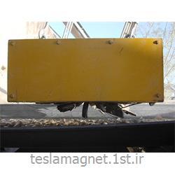 عکس دستگاه جداساز مواد معدنیسپراتور اور باند دائم دستی (بلاک مگنت) مدل TSM 800-20