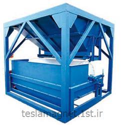 عکس دستگاه جداساز مواد معدنیدرام مگنت خشک مدل TDM 125-200