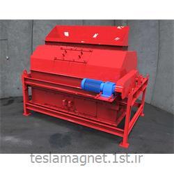عکس دستگاه جداساز مواد معدنیدرام مگنت خشک مدل TDM 90-90