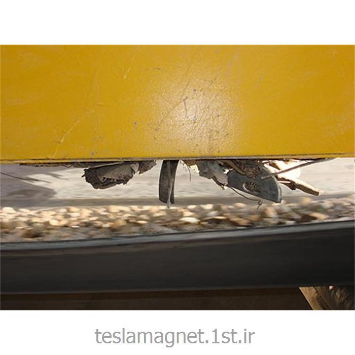عکس دستگاه جداساز مواد معدنیسپراتور اور باند دائم دستی (بلاک مگنت) مدل TSM 700-18