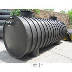 عکس سایر محصولات پلاستیکیمخزن پلی اتیلن دو جداره عمودی و افقی مایعات