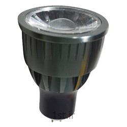 عکس لامپ هالوژنلامپ سی او بی هالوژنی سفید7 وات تی ال-2007 طوبی