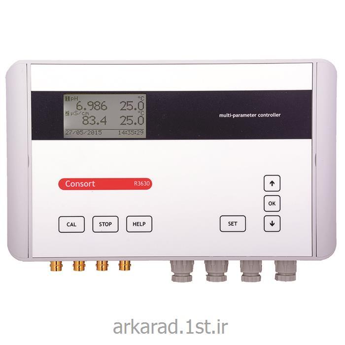 مولتی پارامتر کنترلر کمپانی Consort bvba بلژیک مدل R3630<