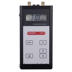 عکس سایر ابزار آلات اندازه گیری و سنجشمولتی پارامتر کمپانی Consort bvba بلژیک مدل C5020