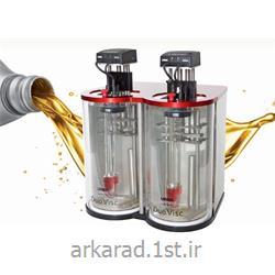 ویسکومتر اتوماتیک کینماتیک مدل Duo.Visc ساخت کمپانی LAUDA  آلمان
