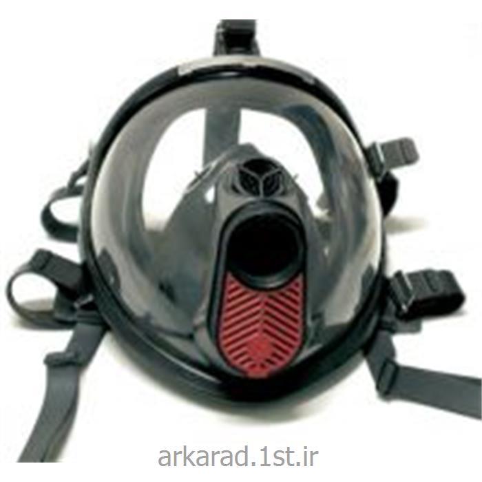 عکس ماسک شیمیاییماسک تنفسی تمام صورت کلاس 3 مدل SFERA