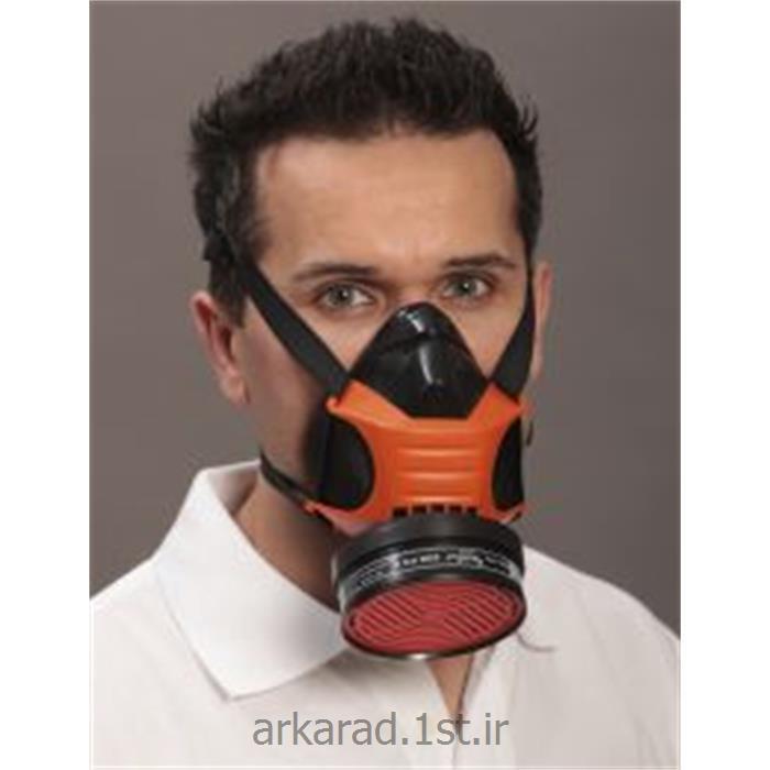 ماسک نیمه صورت با فیلتر تنفسی مدل POLIMASK GAMMA برند EKASTU