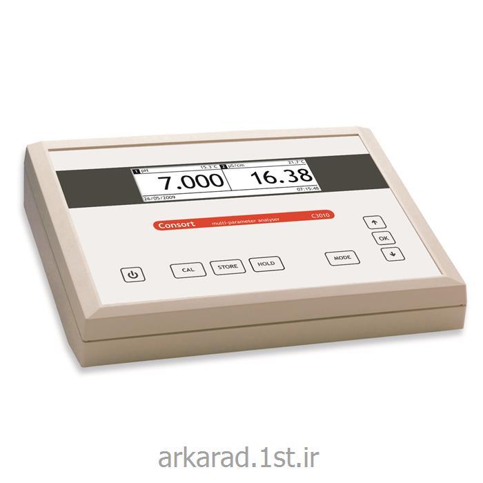 عکس سایر ابزار آلات اندازه گیری و سنجشمولتی پارامتر کمپانی consort بلژیک مدل C3010-C3030