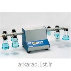 عکس سایر لوازم آزمایشگاهیشیکر ارلن بالن مدل Vibromatic کمپانی JP SELECTA