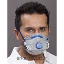 عکس سایر محصولات ایمنیماسک تنفسی  فیلتر دار کربن اکتیو FFP2 کد 419282