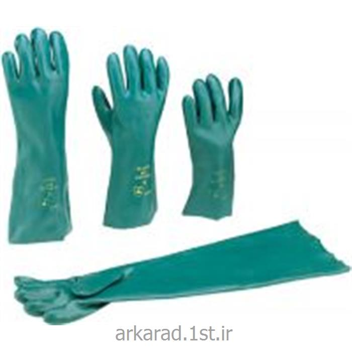 دستکش های محافظتی شیمیایی