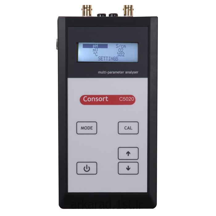 مولتی پارامتر کمپانی Consort bvba بلژیک مدل C5010-C5020