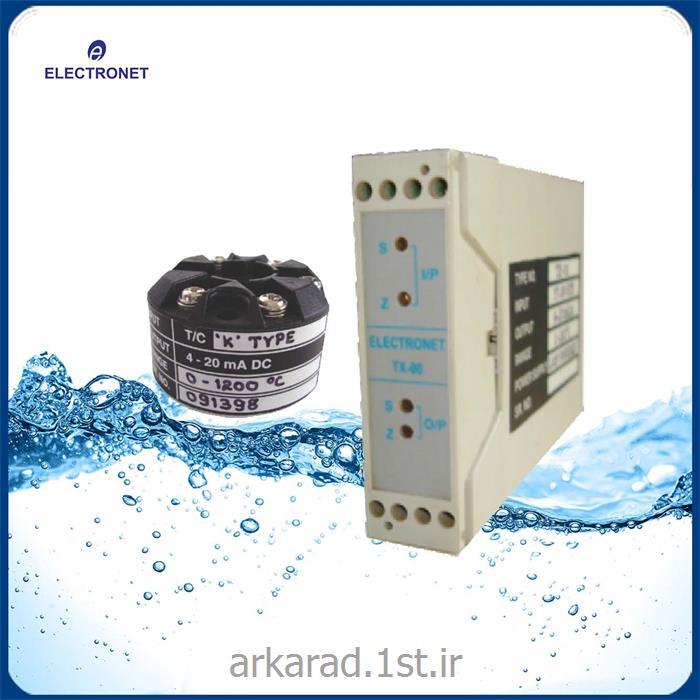ترانسمیتر دما مدل Temperature Transmitter TT-01