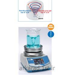 عکس تجهیزات گرمایشی آزمایشگاهمگنتیک استیرر (Reversible) مدل Agimatic-Rev-TFT کمپانی JP SELECTA