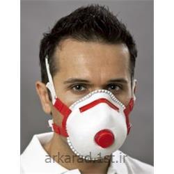 عکس سایر محصولات ایمنیماسک طبی تنفسی صورت مدل Mandil FFP3/V برند EKASTU