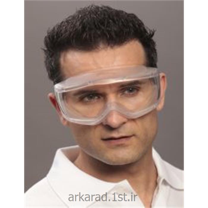 عکس عینک ایمنیعینک محافظت از چشم مدل PRESTIGE
