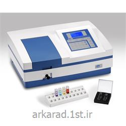 عکس اسپکترومتر ( طیف سنج )اسپکتروفوتومتر مدل UV-2005 کمپانی J.P SELECTA اسپانیا
