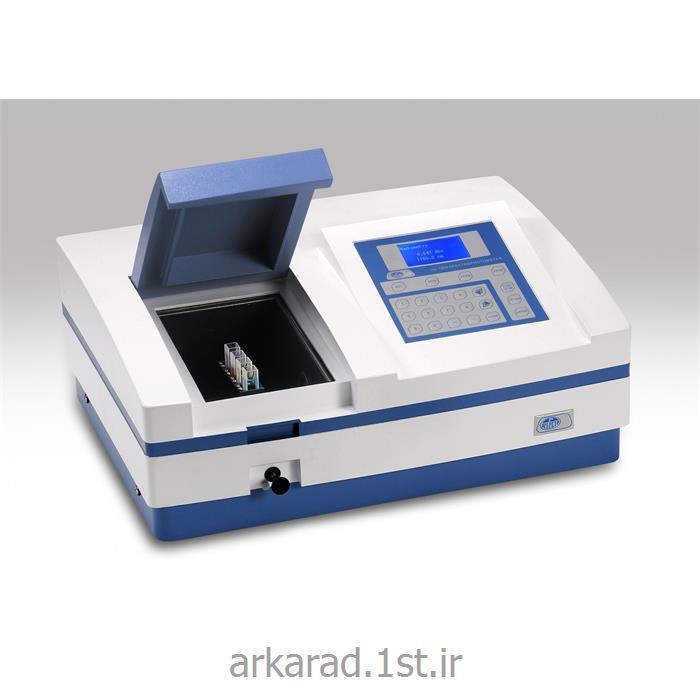 اسپکتروفتومتر تک پرتو   UV-VIS