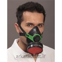 عکس مواد مصرفی پزشکیماسک نیمه صورت با فیلتر تنفسی برند EKASTU