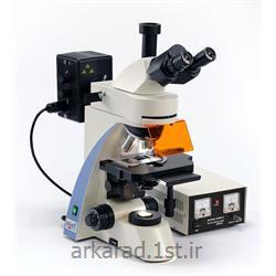 عکس میکروسکوپ هامیکروسکوپ فلورسانس مدل F-3002 ساخت کمپانی jp selecta اسپانیا