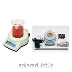 عکس تجهیزات گرمایشی آزمایشگاهاستیرر مگنت مدل Agimatic-H کمپانی J.P SELECTA