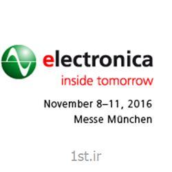 بازدید از نمایشگاه بینالمللی تجهیزات و وسایل الکترونیکی 2017 آلمان